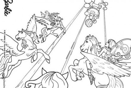 Coloriages-Barbie-et-le-Secret-des-Fees-Coloriage-gratuit-de-Barbie-et-Raquelle.jpg