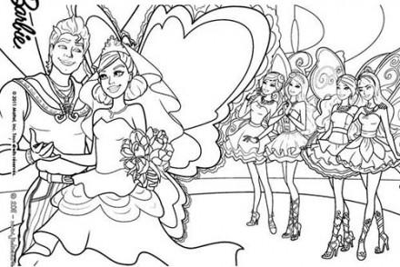 Coloriages-Barbie-et-le-Secret-des-Fees-Le-mariage-de-Zane-et-Graciella-a-colorier.jpg