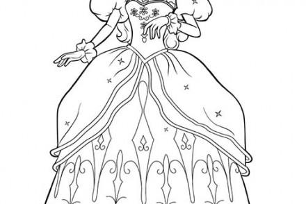 Coloriages-Barbie-et-les-3-Mousquetaires-Coloriage-dAramina-allant-au-bal.jpg