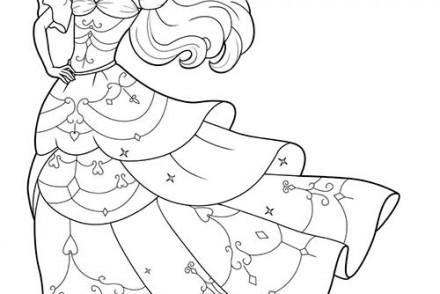 Coloriages-Barbie-et-les-3-Mousquetaires-Coloriage-de-Corinne-en-robe-de-bal-avec-son-epee.jpg