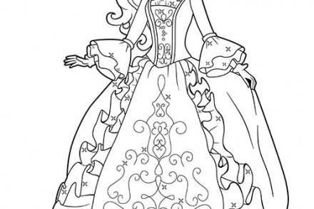 Coloriages-Barbie-et-les-3-Mousquetaires-Coloriage-de-Viveca-dans-sa-belle-robe-3.jpg