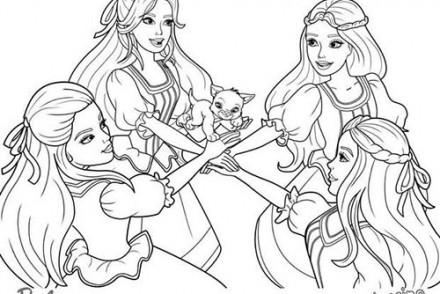 Coloriages-Barbie-et-les-3-Mousquetaires-Coloriage-du-pacte-Toutes-pour-une-une-pour-toutes.jpg