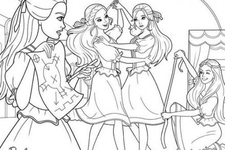 Coloriages-Barbie-et-les-3-Mousquetaires-Coloriage-du-plan-dattaque.jpg