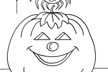 Coloriages-Citrouilles-Halloween-citrouille-et-araignee-a-colorier.jpg