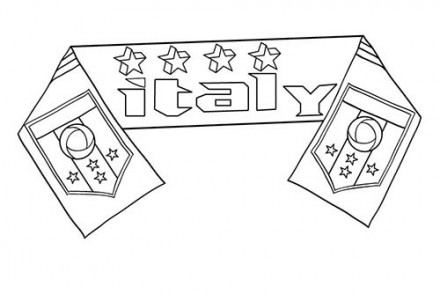 Coloriages-de-Coupe-du-monde-de-Foot-Echarpe-de-supporter-Italien.jpg