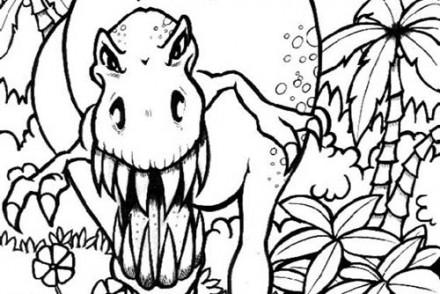 Coloriages-de-Dinosaures-T-Rex-effrayant.jpg