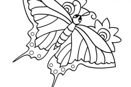 Coloriages-de-papillons-Papillon-dans-les-airs.jpg