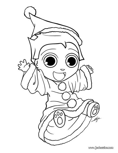 Coloriages-des-enfants-de-Noel-Coloriage-de-Teo-qui-fete-Noel.jpg