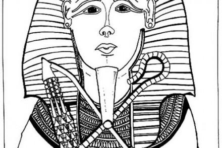 Coloriages-egypte-Pharaon-avec-son-nekhekh-et-sa-crosse.jpg