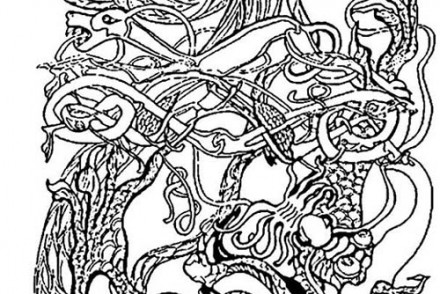 Coloriages-sur-les-origines-celtes-dHalloween-Coloriage-dEntrelacs-celtes.jpg