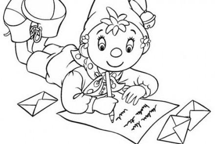 Colorier-le-personnage-de-OUI-OUI-Coloriage-de-Oui-Oui-qui-ecrit-une-lettre.jpg
