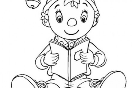 Colorier-le-personnage-de-OUI-OUI-Coloriage-de-Oui-Oui-qui-lit-un-livre.jpg
