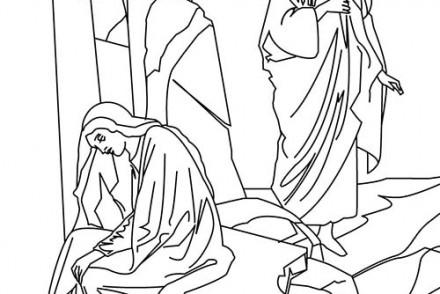 Fete-religieuse-de-Paques-Coloriage-de-Jesus-Christ-et-Marie-Madeleine.jpg