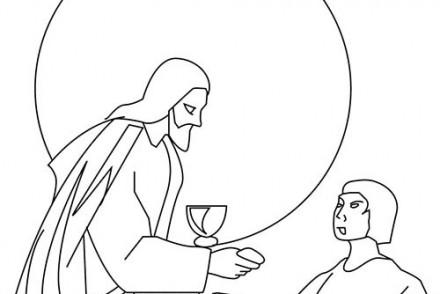 Fete-religieuse-de-Paques-Coloriage-de-Jesus-qui-partage-le-pain.jpg