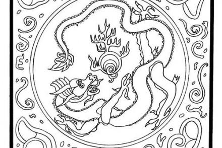 MANDALAS-DE-DRAGONS-a-colorier-Coloriage-du-dragon-et-la-perle-du-bonheur.jpg