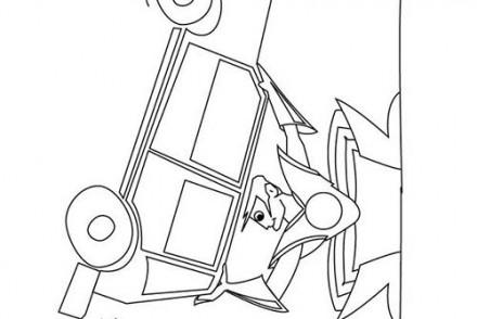 Super-heros-insolites-Coloriage-dun-heros-soulevant-une-voiture.jpg