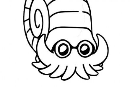 dessin-a-imprimer-du-Pokemon-Amonita.jpg
