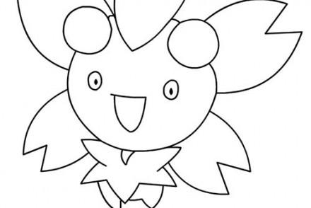 dessin-a-imprimer-du-Pokemon-Ceriflor.jpg