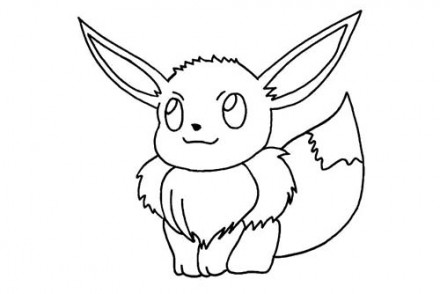 dessin-a-imprimer-du-Pokemon-Evoli.jpg
