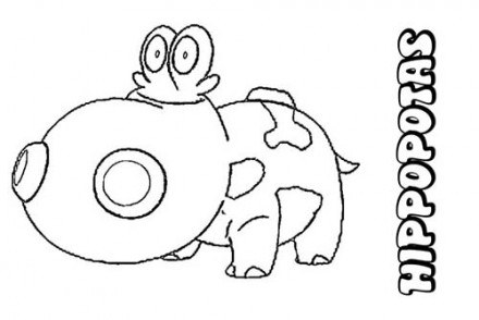 dessin-a-imprimer-du-Pokemon-Hippopotas.jpg