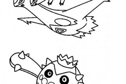 dessin-a-imprimer-du-Pokemon-Latios-et-autres-pokemons.jpg