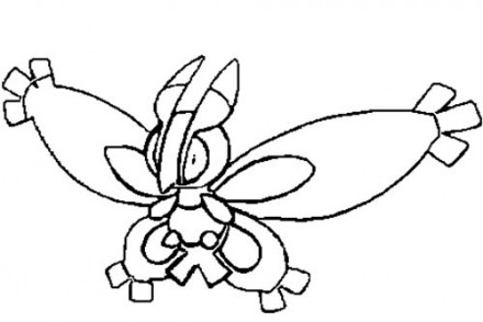 dessin-a-imprimer-du-Pokemon-Papilord.jpg