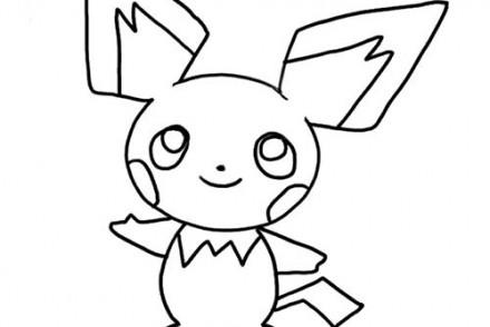 dessin-a-imprimer-du-Pokemon-Pichu.jpg
